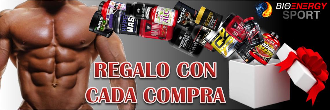 REGALO CON CADA COMPRA
