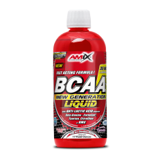 BCAA LIQUID NEW GENERATION 500ML