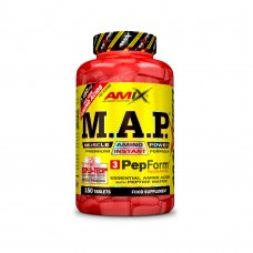 M.A.P. MUSCLE AMINO POWER 150 TABL