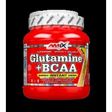 GLUTAMINA + BCAA 500GR Neutro