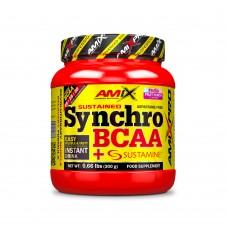 SYNCHRO BCAA + SUSTAMINE INSTANT DRINK 300GR