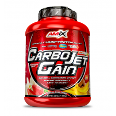 CARBOJET GAIN 4KG + SHAKER DE REGALO