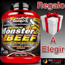 MONSTER BEEF 2KG + 200GR GRATIS