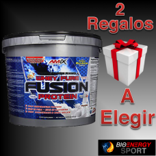 WHEY PURE FUSION 4KG