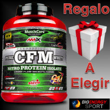CFM NITRO WHEY WITH ACTINOS 2KG
