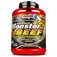 MONSTER BEEF 1KG + SHAKER DE REGALO