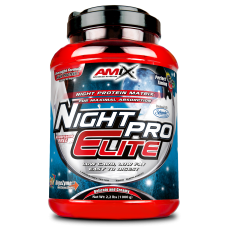 NIGHT PRO ELITE 1KG + SHAKER DE REGALO