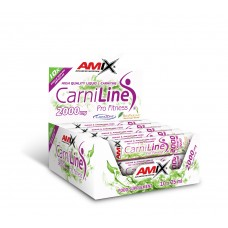 CARNILINE PRO FITNESS 2000 10x25ML