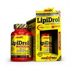 LIPIDROL FAT BURNER 120 CAPS