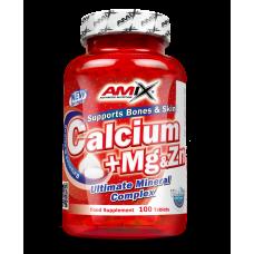 CALCIUM + MAGNESIUM & ZINK 100 TBL