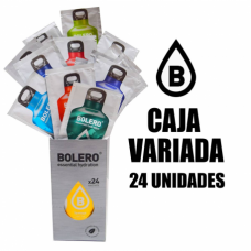 BOLEROS CAJA VARIADA 24 SOBRES