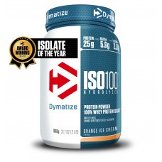 ISO 100 HYDROLYZED 900 GR