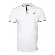 Delano Polo - White/Black