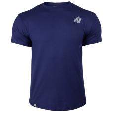 Detroit T-Shirt - Navy