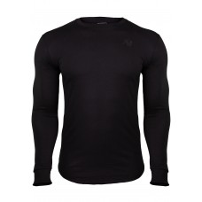 Williams Long Sleeve - Black