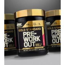 GOLD STANDARD PRE-WORKOUT 330GR
