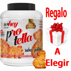 WHEY PROTELLA GALLETA 2KG